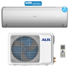 AUX 36000BTU Ductless Air Conditioner Heat Pump MINI Split 3 TON 230V WiFi Control 17 SEER. 12 Ft Flared Copper Tubing